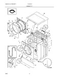 Diagram for 05 - Cabinet/top