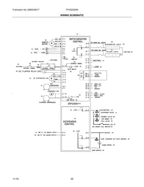 frigidaire valve wiring diagram frigidaire ffhs2322mb7 parts list coast appliance parts  coast appliance parts