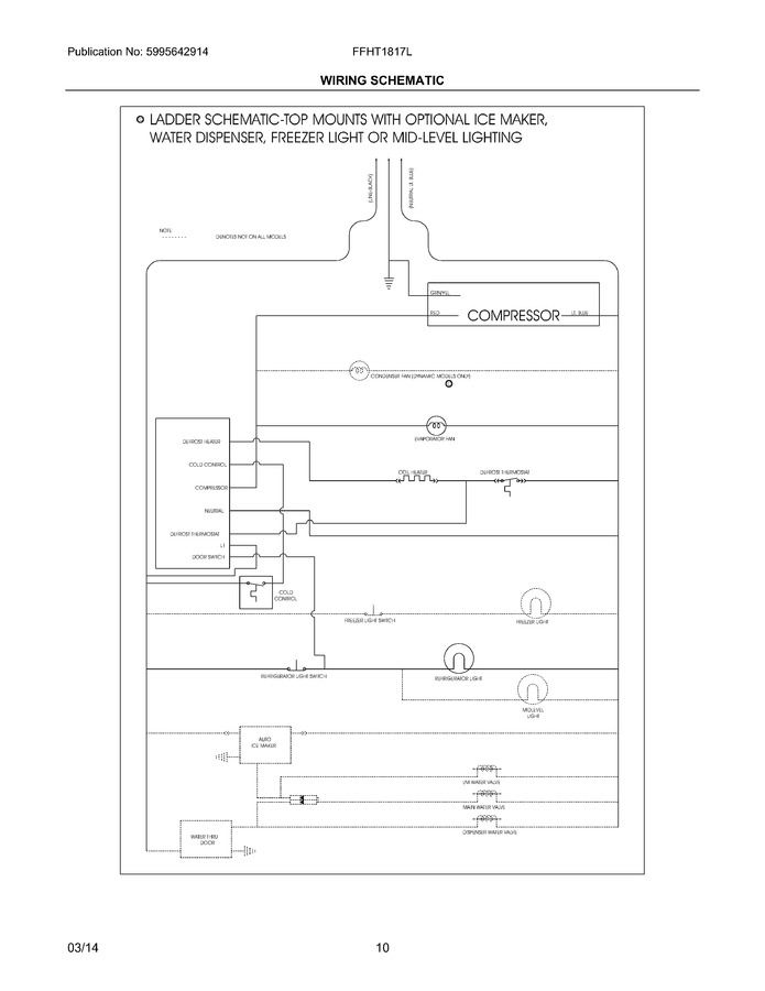 Frigidaire FFHT1817LWA Parts List | Coast Appliance Parts on ge ice maker schematic, ice maker specifications, samsung ice maker schematic, ice maker dimensions, maytag ice maker schematic, ice maker electrical, ice maker help, ice makers for the home, ice maker cabinet, frigidaire ice maker schematic, ice o matic parts, ice maker user manual, ice with water dispenser machine, ice maker connectors, ice maker installation, ice maker capacitor, ice maker operation, kenmore refrigerator schematic, ice maker repair, ice maker troubleshooting,