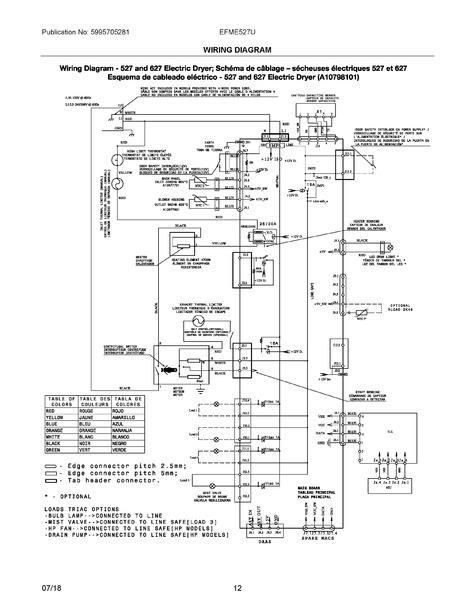 frigidaire valve wiring diagram frigidaire efme527utt0 parts list coast appliance parts  coast appliance parts