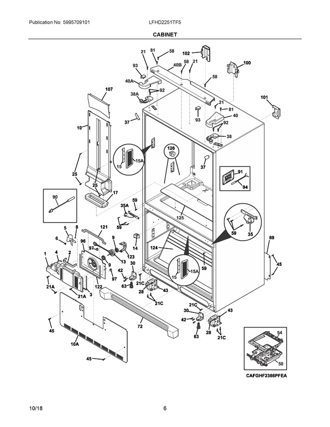 Range Hood Replacement Parts Also Electrolux Dishwasher Wiring Diagram