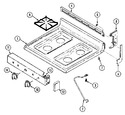 Diagram for 05 - Top Assembly