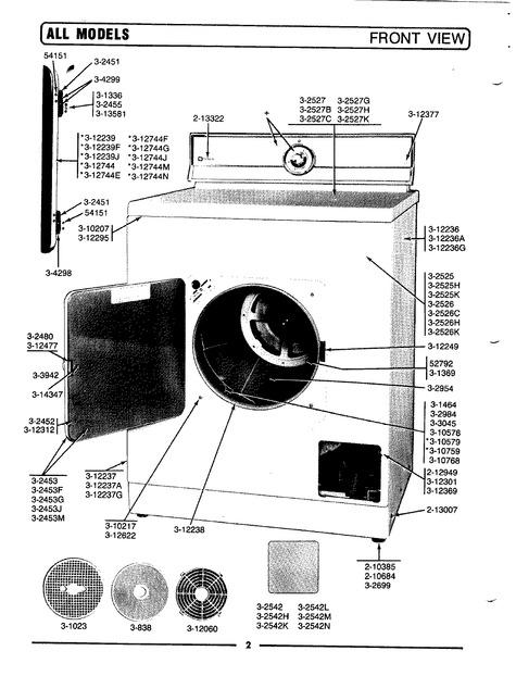 maytag de407 parts list coast appliance parts Maytag Stove Element Wiring-Diagram