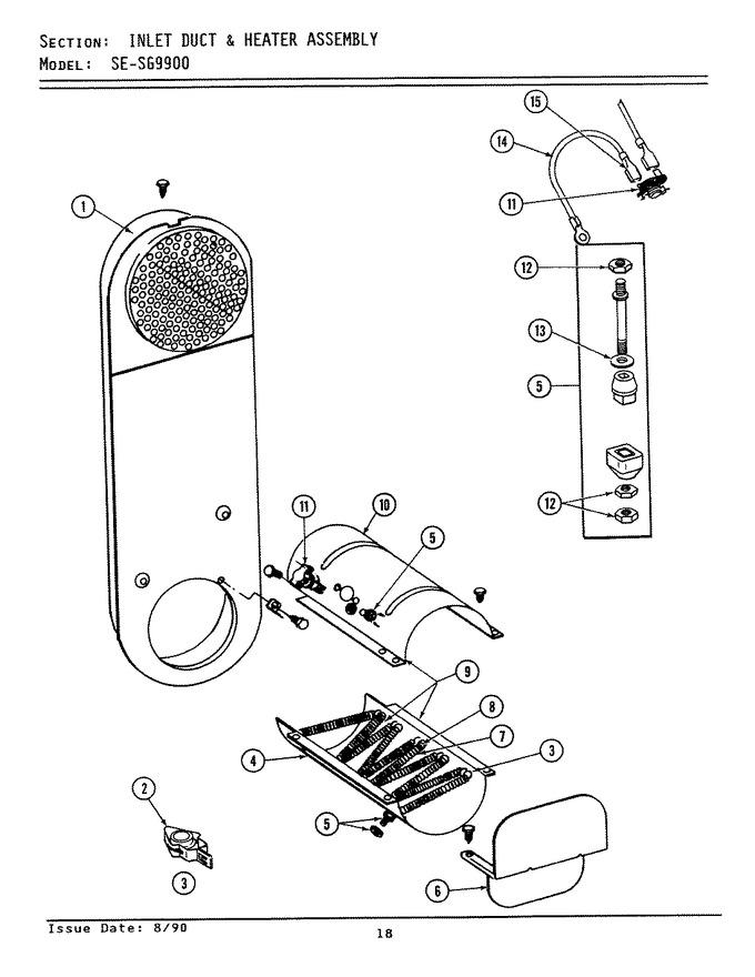 Wiring Diagram Maytag Dryer Lde410