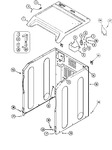 Diagram for 03 - Cabinet Front