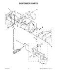 Diagram for 11 - Dispenser Parts