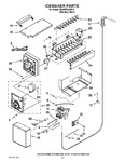 Diagram for 15 - Icemaker Parts