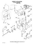 Diagram for 13 - Upper Unit Parts