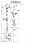 Diagram for 09 - Gearcase