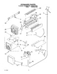 Diagram for 12 - Ice Maker, Optional