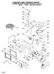 Diagram for 06 - Cabinet And Stirrer