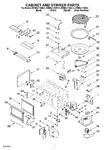 Diagram for 06 - Cabinet & Stirrer