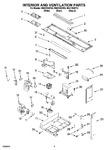 Diagram for 03 - Interior And Ventilation Parts