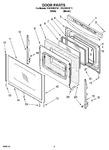 Diagram for 04 - Door Parts