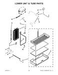 Diagram for 14 - Lower Unit & Tube Parts