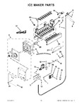 Diagram for 12 - Ice Maker Parts