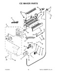 Diagram for 13 - Ice Maker Parts