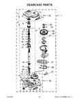 Diagram for 12 - Gearcase Parts