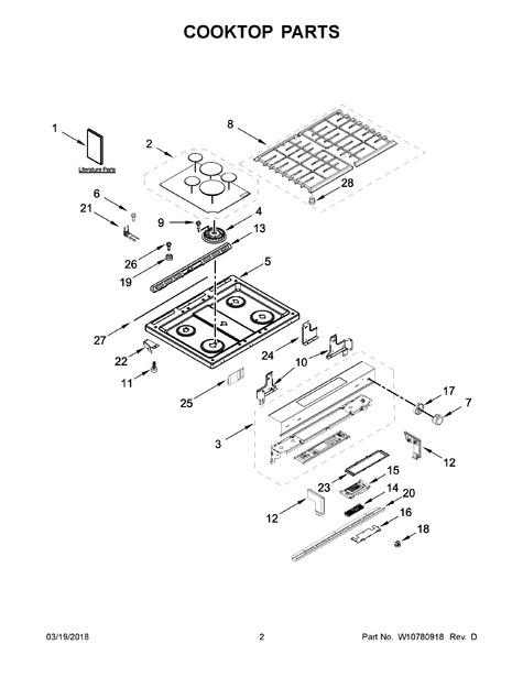 whirlpool ksgg700ess0 parts list