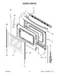 Diagram for 06 - Door Parts