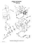 Diagram for 10 - Upper Unit Parts