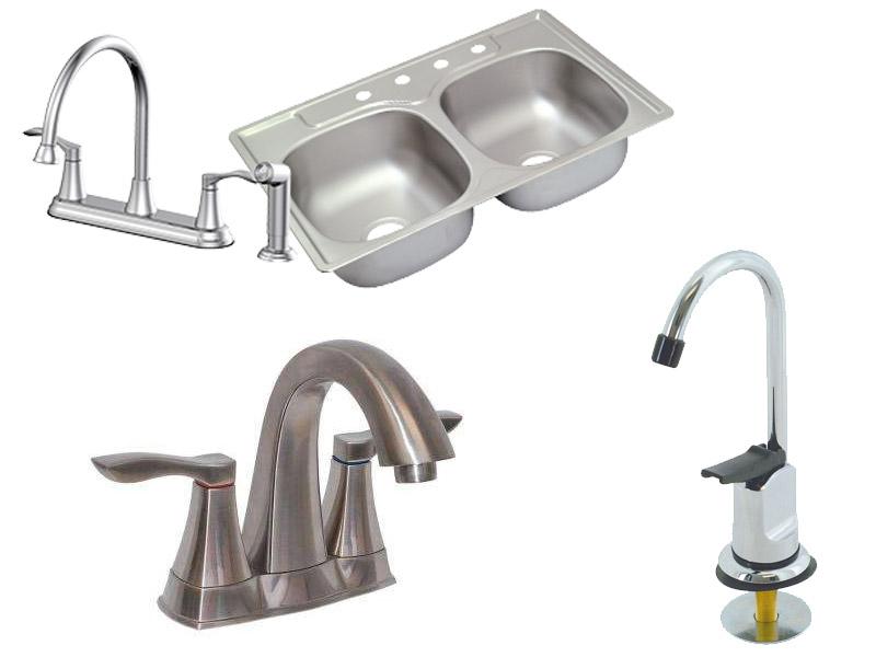 Sinks / Faucet Parts