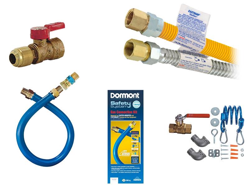Gas Connector Parts
