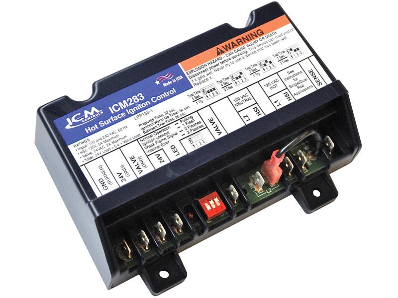 ICM Controls Electronic Controls