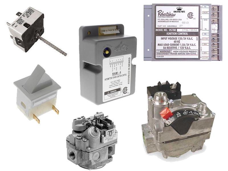 Robertshaw HVAC Parts