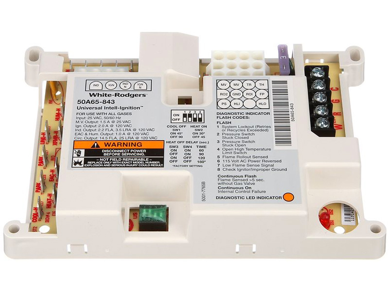 White Rodgers Electronic Controls