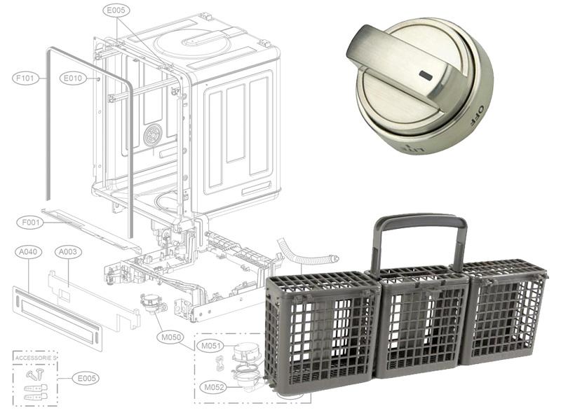 LG Appliance Parts