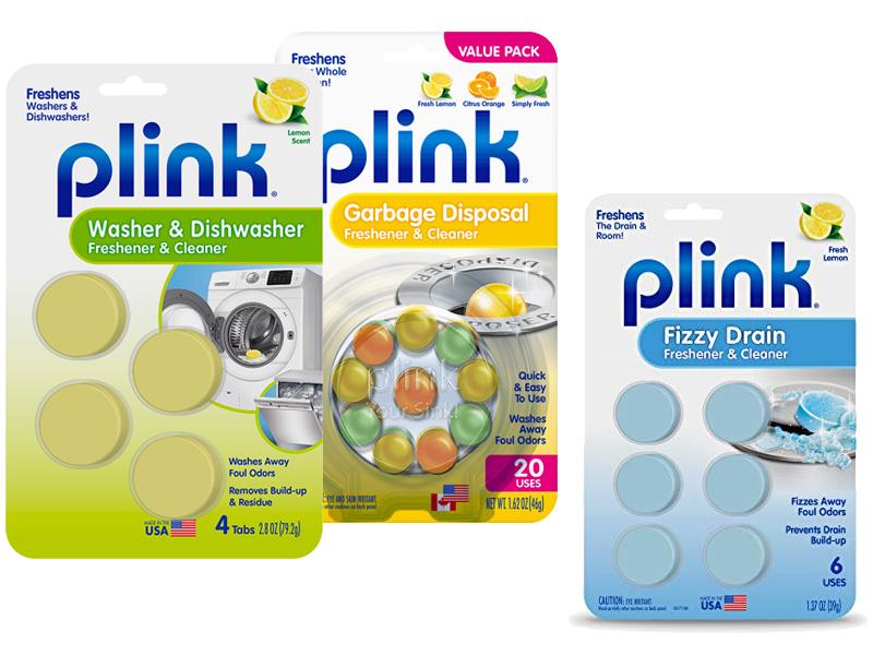 Plink Cleaners / Sealants