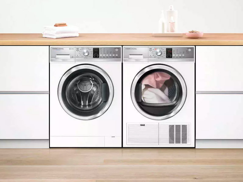 Fisher & Paykel Washers & Dryers
