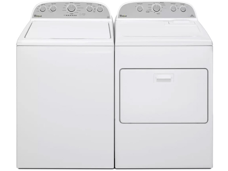 Whirlpool Washers & Dryers