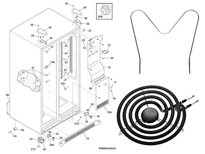 Frigidaire Parts | Coast Appliance Parts