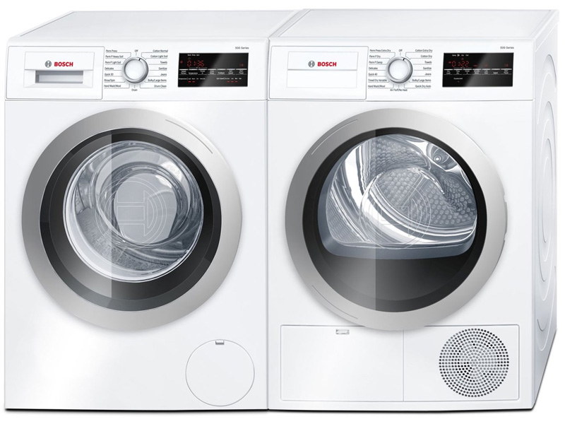 Bosch Washers & Dryers