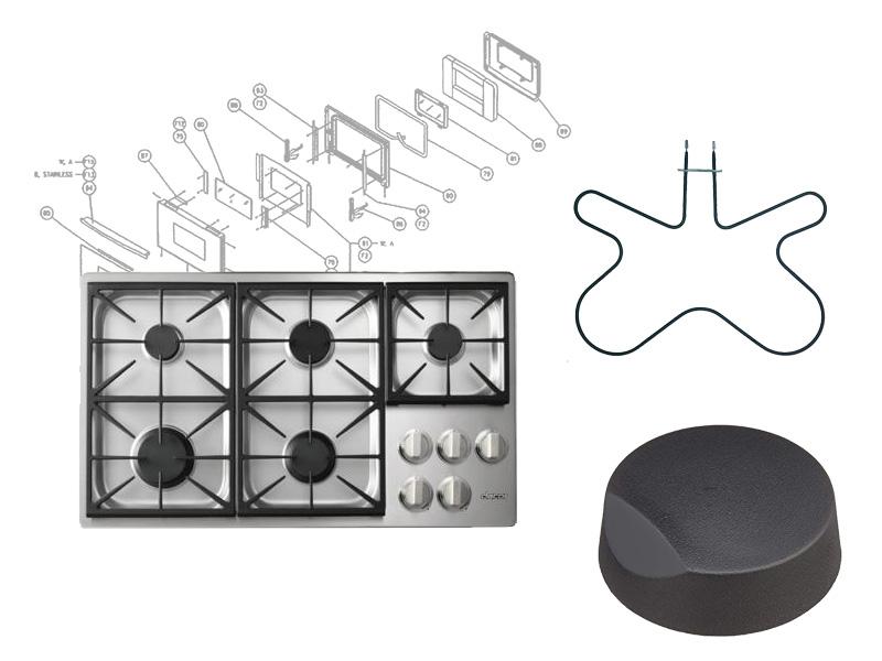Dacor Appliance Parts
