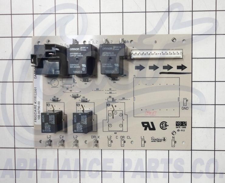 Frigidaire Pleb30t8ccb Parts List Coast Appliance Parts